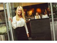 Experienced hostesses Needed for IMMEDIATE START!