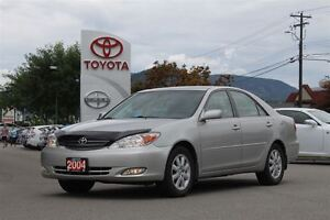 2004 Toyota Camry XLE 2.4L FWD automatic climate control/fog lig