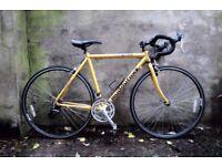 MUDDYFOX ROAD GLIDE. 21 inch, 53 cm. Racer racing road bike, aluminium frame, 14 speed
