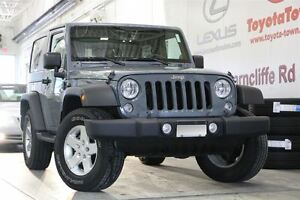 2014 Jeep Wrangler SPORT 2 TOPS POWER GROUP