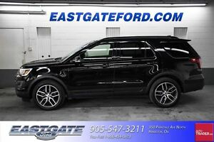2016 Ford Explorer Sport-Executive Unit-365hp