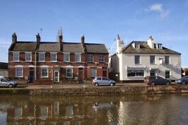 To Let - 2 Bed Terrace on the Quayside with Water Views