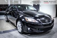 2013 Lexus IS 250 TRACTION INTÉGRALE !!!