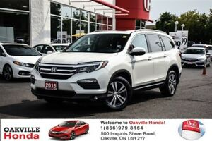 2016 Honda Pilot EX 6AT AWD 1-Owner|Clean Carproof|Alloy Wheels|