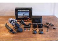KODAK PIXPRO SP360 4K Cameras + Accessories (including memory cards + POSTAGE)
