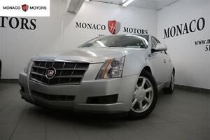 2009 Cadillac CTS AWD W-1SA PERFORMANCE COLLECTION  PKG
