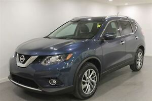 2015 Nissan Rogue SL| AWD| Nav|Htd. Leather|Htd. Mirrors
