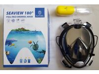 Autoxel - Seaview 180 Full Face Snorkel Mask