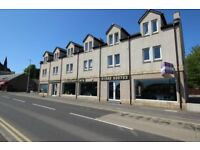 Luxury spec two bedroom duplex apartment located within the highly sought centre of Monifieth.