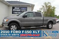 2010 Ford F-150 XLT | 4.6L V8 | 4X4 | Long Box