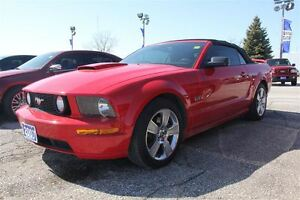 2007 Ford Mustang GT LEATHER RWD