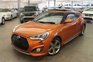 2013 Hyundai Veloster TURBO 2D Coupe at TURBO, NAV, CUIR, TO
