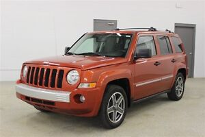 2009 Jeep Patriot Limited - Leather, Nav, AWD, Sunroof