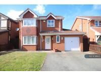 4 bedroom house in Ffordd Parc Castell, Bodelwyddan, Rhyl, LL18 (4 bed)