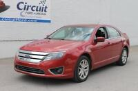 2010 FORD FUSION SEL CUIR TOIT CAMERA
