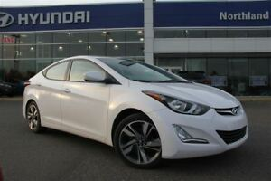 2016 Hyundai Elantra GLS/Sunroof/Manual/Alloys/Bluetooth