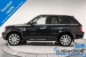 2007 Land Rover Range Rover Sport SUPERCHARGED * PROMO PNEUS D'H