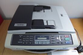Printer and Scanner - Brother MFC-240C - for a Donation to Red Cross