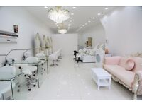 Nail Technician Required to Rent a Chair
