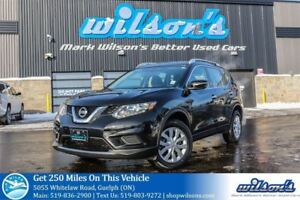 2014 Nissan Rogue S SUV AWD! REAR CAMERA! BLUETOOTH! CRUISE CONT