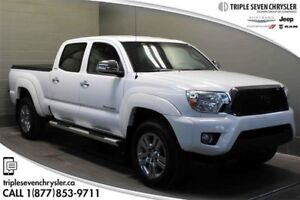2013 Toyota Tacoma 4x4 Dbl Cab V6 5A Remote Start - LOW KM - Lea