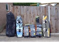 2012 north kitesurfing set up