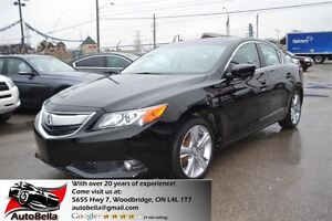 2013 Acura ILX Dynamic 6 Speed Camera Manual No Accident