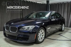 2013 BMW 7 Series xDrive ///M PACKAGE+EXECUTIVE PACKAGE