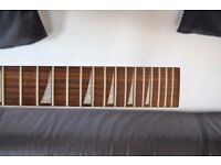 Project guitar neck - Ibanez Wizard style