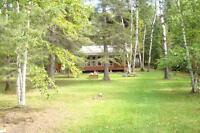 lakefront cottage for sale Lake St. George MB.