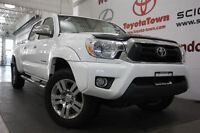 2013 Toyota Tacoma 4X4 DOUBLE CAB LIMITED WITH LEATHER & NAV