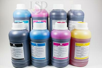 8x250ml Refill Ink For Hp Photosmart B8800 Photosmart Pro...