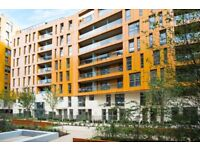 BRAND NEW 2 BED 2 BATH WITH RIVER VIEWS IN GREENWICH GORDIAN HOUSE SE10 - MOVE IN NOW!!