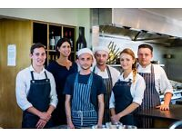 Chef de Partie - Sustainable Restaurant Group