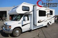2015 Forest River Sunseeker 2650 extension Classe C 27 pieds