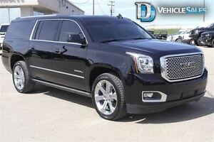 2016 GMC Yukon XL Denali, 4X4, Leather, DVD, Nav