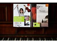 Experienced piano teacher. Lessons for all levels (officially registered with ABRSM)