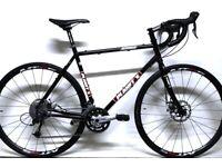 56cm Planet X Kaffenback Disc Cyclocross CX Road Racing Bike Sora Deore Steel for sale  Temple Meads, Bristol