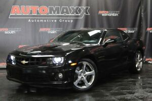 2013 Chevrolet Camaro 2SS 6spd. Manual w/Leather/Roof!