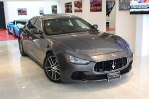 2014 Maserati Ghibli SQ4/ AWD / NAVIGATION/ BACKUP CAMERA