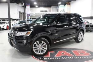 2016 Ford Explorer Limited | Local Car | Ford Warranty