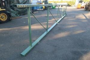 30 Ft X 42 Inches Green Uprights
