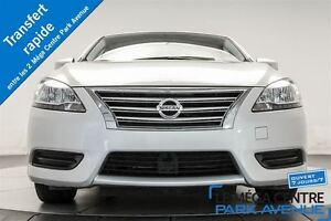 2015 Nissan Sentra 1.8 S * AUTOMATIQUE,  A/C, BLUETOOTH