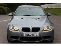 BMW M3 4.0 M3 2d 415 BHP RAC WARRANTY + BREAKDOWN COVER!! (grey) 2012