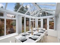 3 bed house with conservatory