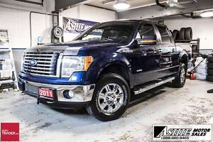 2011 Ford F-150 XLT XTR 4x4! EcoBoost! CREW! Kingston Kingston Area image 1
