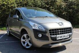 Peugeot 3008 Exclusive E-HDi Fap 5dr **FINANCE AVALIBLE** (grey) 2011