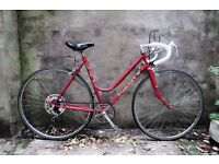 COVENTRY EAGLE, vintage ladies women's racer racing road bike, 21 inch, 5 speed