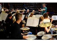 Kit Drummer wanted for BBC Elstree Concert Band
