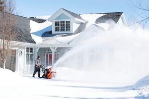 Husqvarna Snow Blower SALE!!!